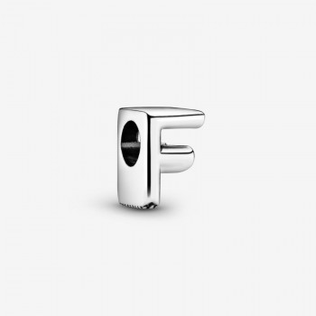PANDORA| Charm Lettera F