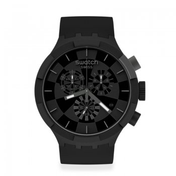 SWATCH| CHECKPOINT BLACK