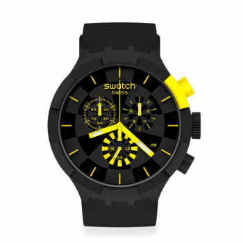 SWATCH| CHECKPOINT YELLOW