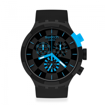 SWATCH| CHECKPOINT BLUE