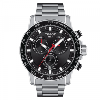 TISSOT| Supersport Chrono Nero