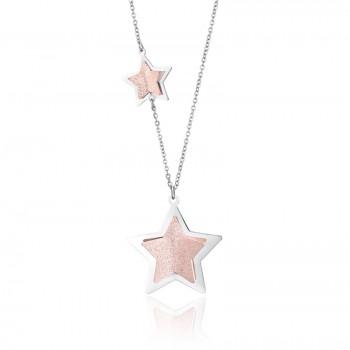 Luca Barra| Collana con stelle