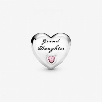 PANDORA| Charm a cuore Nipote
