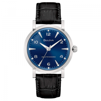 BULOVA| Clipper Automatic Blu